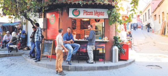 Pizza Vegas