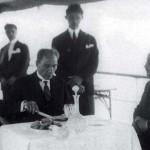 Atatürk'ün Beslenme Alışkanlığı (Yediği ve Sevdiği Yemekler)