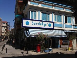 sardalye - çanakkale