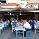 Kavala Balık Çanakkale –  Lüfer Mevsimi ve Ahtapot Salatası